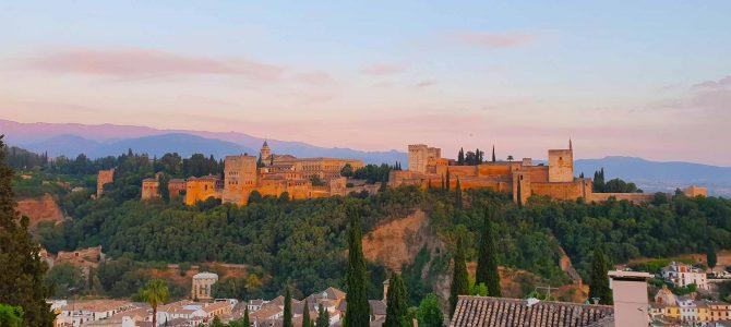 Day 38: Granada