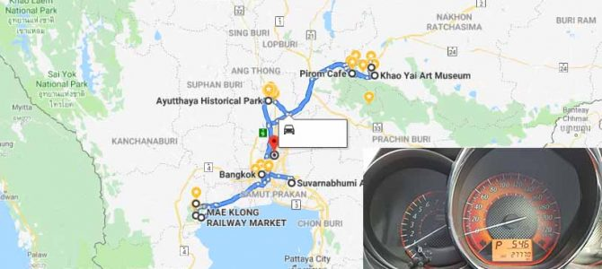 Exotic Bangkok & Around (8 days) Summed up