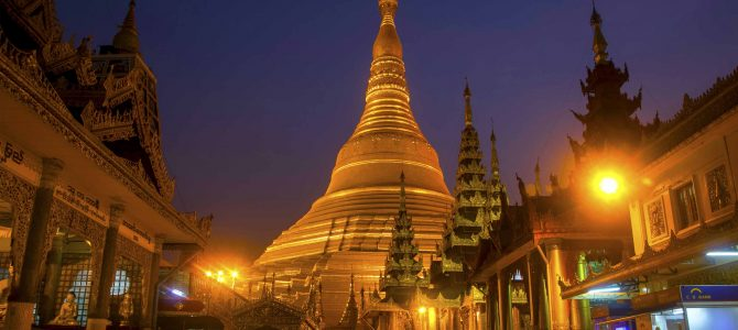 Day 1: Yangon